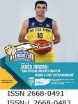CSU FANS Magazin Nr. 205 - Jared Jordan (CSU Sibiu - Dinamo Bucuresti)